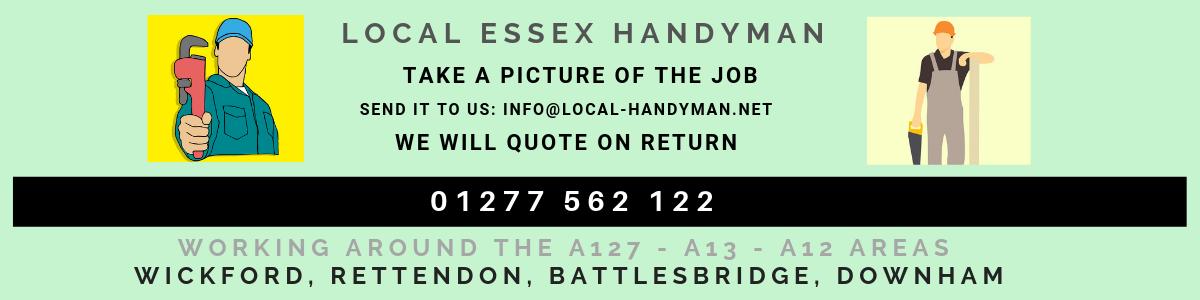 Local Essex Handyman logo3