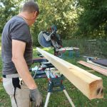 local Brentwood handyman doing carpentry