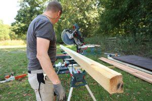local Essex handyman doing carpentry